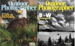 Outdoor Photographer Magazine For Just $4.99 per Year!