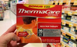 FREE ThermaCare Heat Wraps at Walmart! {Rebate}