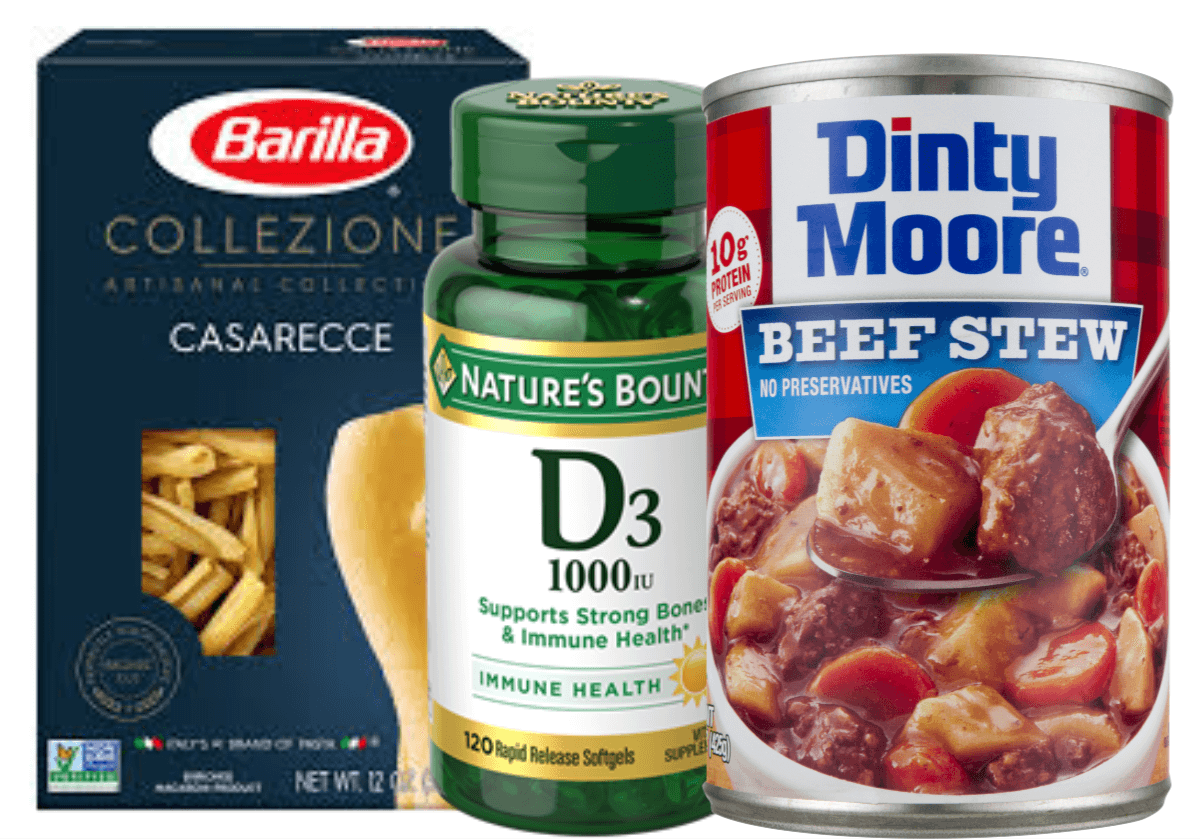 graphic about Barilla Printable Coupons titled Todays Supreme Refreshing Discount codes - Help save upon Barilla, Turkey Hill