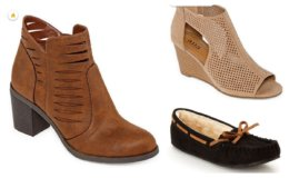 c79563669ef69 Up to 75% off Shoe Clearance + Extra 25% off at JCPenney (Prices Start at   8.24)