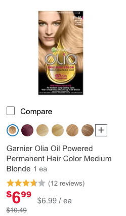 olia hair color coupons 2019