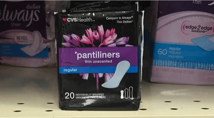 Pantiliners Coupon February 2019