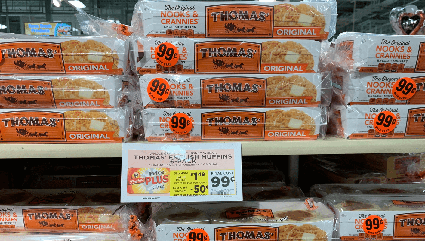 Thomas Coupons February 2019