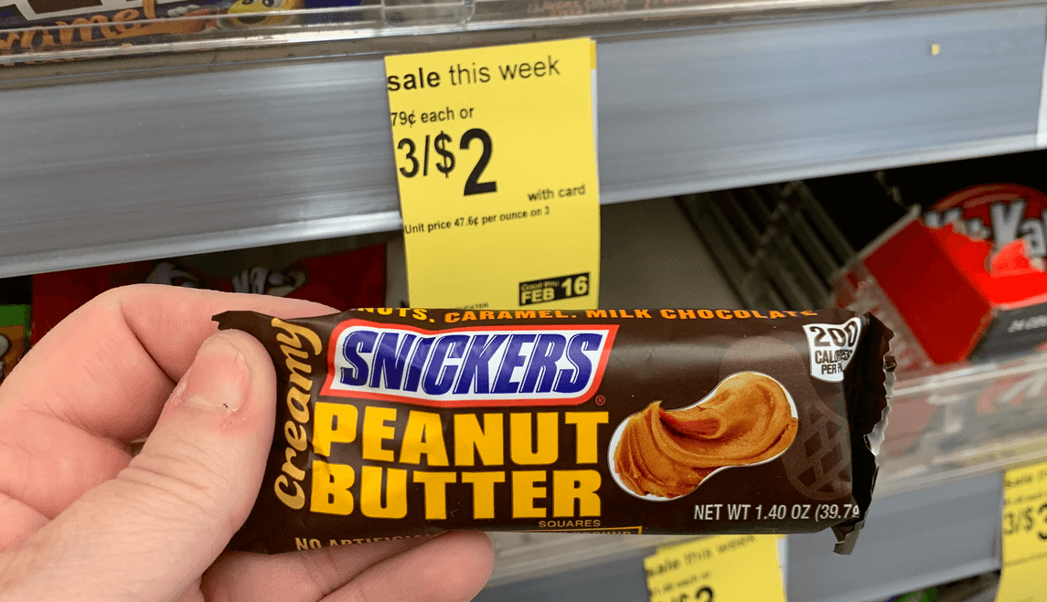 Snickers Coupons February 2019