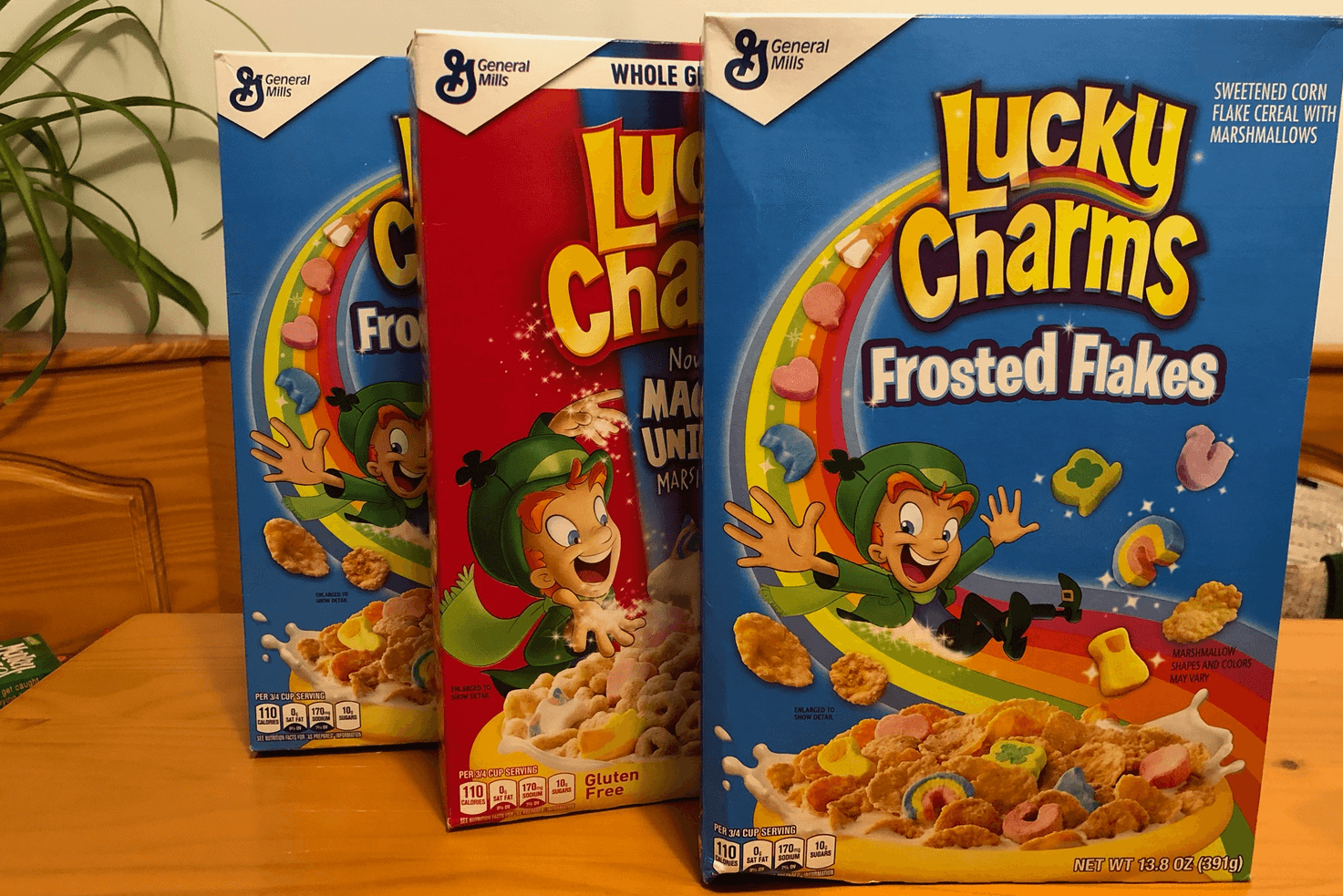 Lucky Charms Coupon February 2019