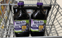 Welch's 100% Grape Just $1 at Walgreens!