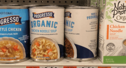 Progresso Organic Soups only $0.50 at Stop & Shop and Giant