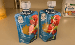 Gerber Pouches as low as $0.84 at Stop & Shop  {Catalina 2/22- 2/24 ONLY}