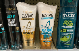 L'Oreal Paris Elvive Rapid Reviver Just $0.99 at Rite Aid!