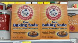Arm & Hammer Baking Soda Just $0.50 at Dollar General!