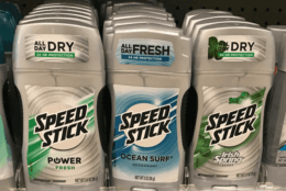 Men's & Ladies' Speed Stick Deodorant as Low as $0.22 at Walgreens!