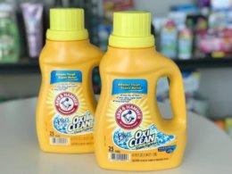 B1G2 FREE Arm & Hammer Liquid Detergent at Rite Aid, Just $2!
