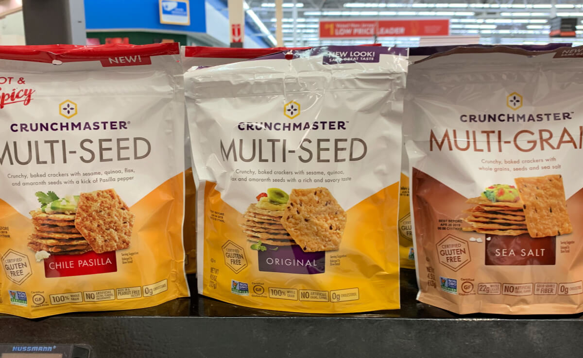 Crunchmaster Coupons February 2019