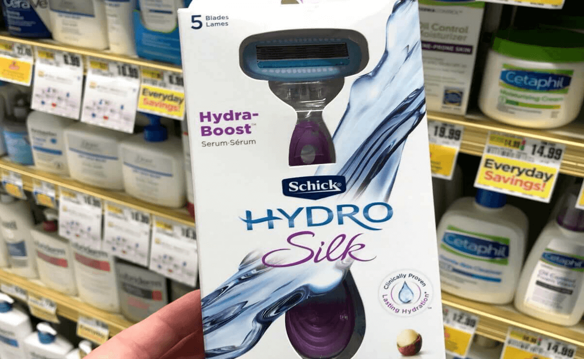 Schick Razor Coupon February 2019