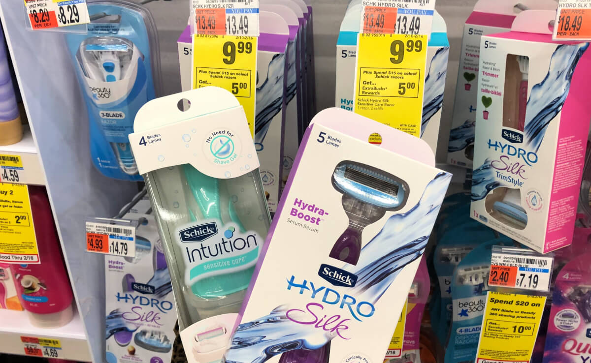 Schick Coupons February 2019