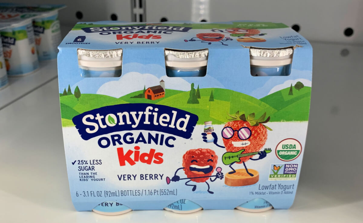 Stonyfield Coupons February 2019