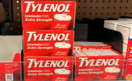 $4.50 in New Tylenol Pain Reliever Coupons - as Low as $1.99 at ShopRite & More