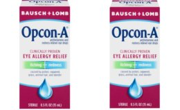 Target: Get 2 Bausch & Lomb Allergy Relief Eye Drops $2.99 Each {After Gift Card}