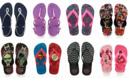 Up to 65% Off Havaianas Flip Flops and Sandals - Disney, Super Heroes, and More!