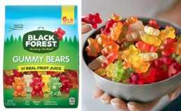 Stock Up Deal! Black Forest Gummy Bears Candy 6 Pounds
