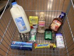 Amanda's Kroger Shopping Trip - Just $2.81 (Over 82% OFF Regular Price)