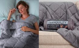 Tranquility 15-lb. Weighted Blanket $62.99 (Reg. $159.99) + $10 Kohl's Cash + Free Shipping {Cardholders}