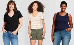 A New Day and Universal Thread Women's Tops just $5 (Reg. $8) at Target