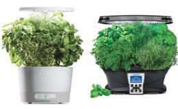 Save up to 50% Aerogarden Indoor Gardens