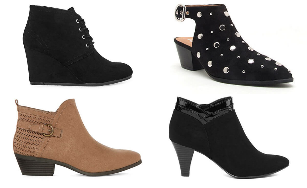 abd427d370d3 Women s Booties Starting at Just  9.66 (Reg.  60) at JCPenney ...
