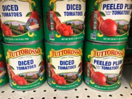 Tuttorosso Tomatoes Just $0.67 at Acme!