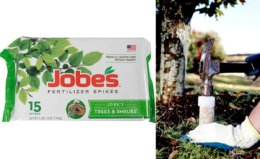 Stock Up Price! Jobe's Tree Fertilizer Spikes {15 Count}