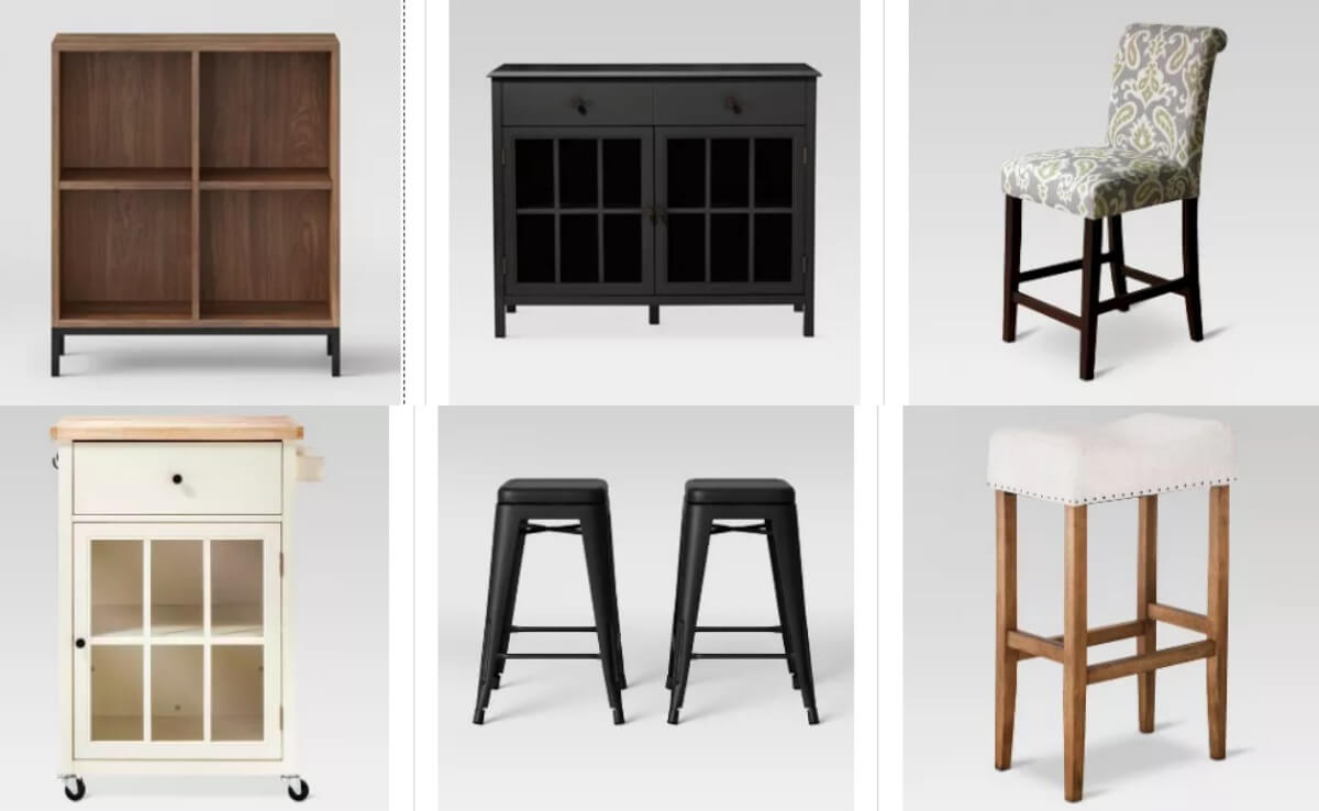 Target Furniture March 2019