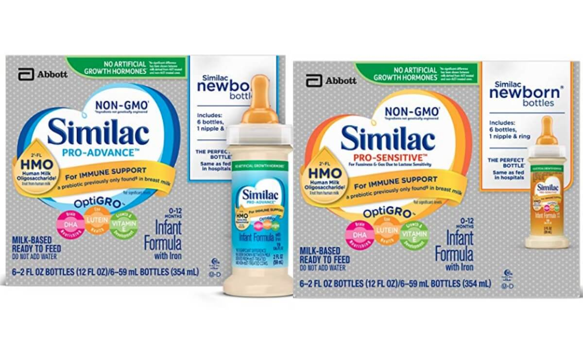 Similac Deal March 2019