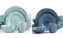 Thomson Pottery 16-Pc. Sets, Service for 4 $27.99 (Reg. $80) at Macy's