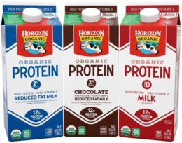 New Product Coupon! Save $1.50 on Horizon Organic High Protein Half Gallons!