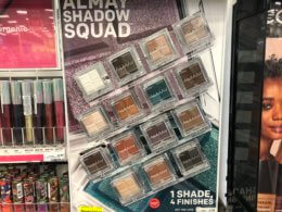 Almay Squad Singles Eye Shadow and Cleansing Towelettes as Low as FREE at CVS!