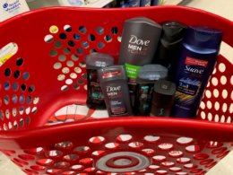 7 New Men's Personal Care Cartwheel Offers - Stack With $5/$20 Target Coupon For Great Deals!