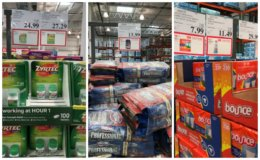 New Costco Warehouse Deals 3/13 - 4/7
