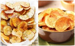 12 of the Crispiest Homemade Potato Chip Recipe Ideas