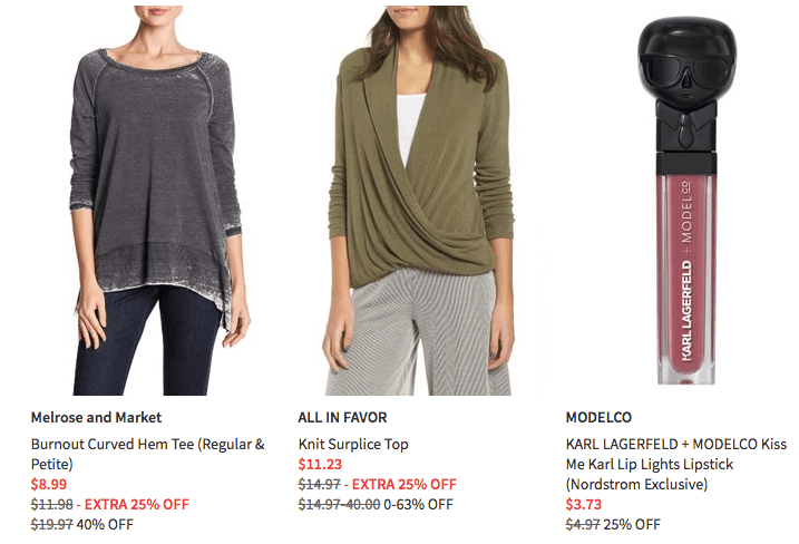 fa1db49cd54 Nordstrom Rack Clear the Rack Clearance Sale + Extra 25% Off