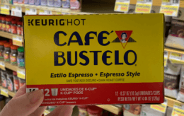 Save $1 on Café Bustelo Coffee Products - $1.50 at ShopRite & More