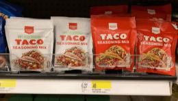 Market Pantry Taco Seasoning Mixes Only $0.44 at Target!