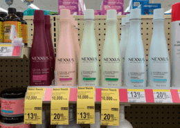 Nexxus Shampoo as Low as $3.49 at Walgreens!