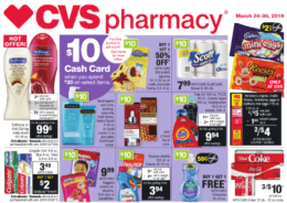 Insider Preview of the Best Deals at CVS starting 3/24