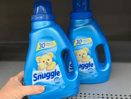 Snuggle Liquid Fabric Softener or Dryer Sheets Just $1.99 at Rite Aid!