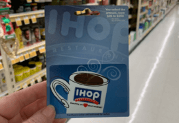 Rite Aid Shoppers - Save Up To $10 on IHOP or Bass Pro Shops Gift Cards!