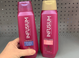 Infusium Shampoo & Conditioner Just $0.49 at ShopRite {3/24}