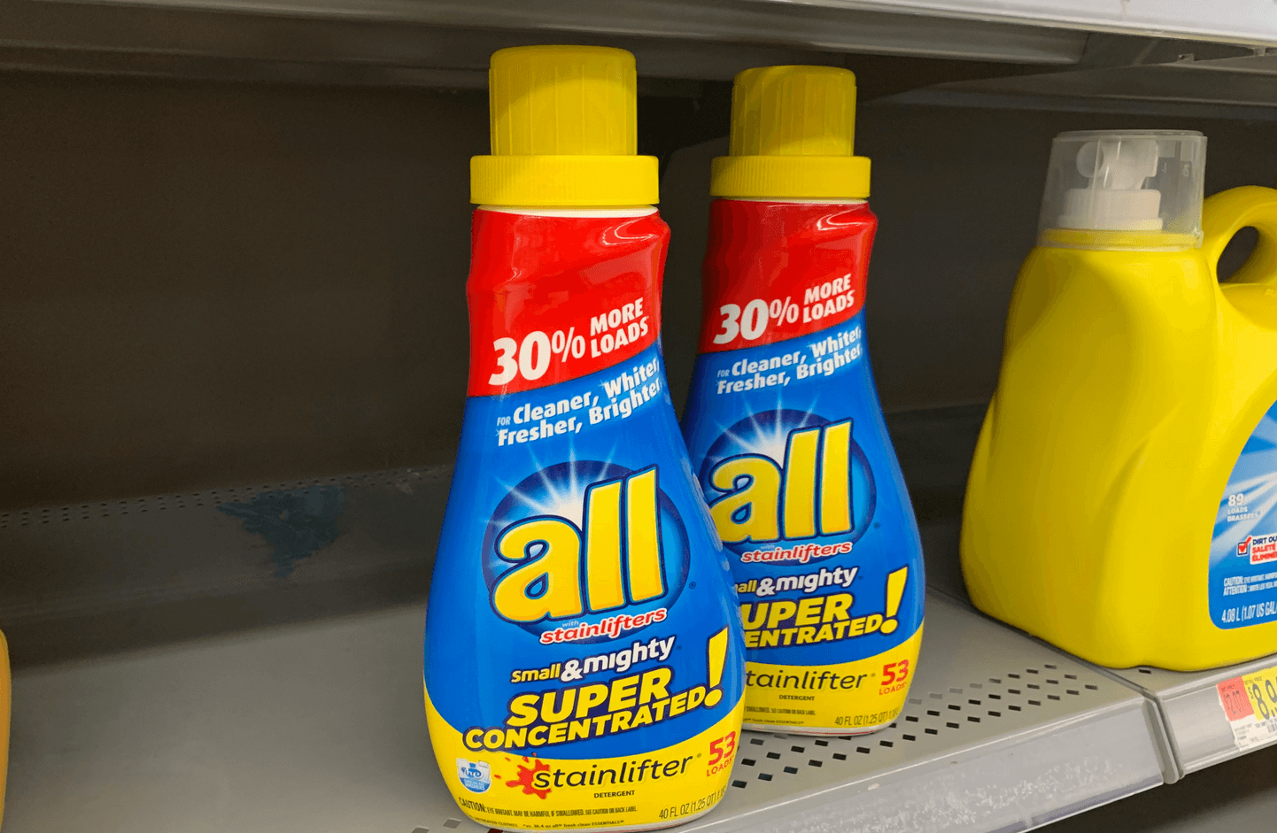 all Laundry Detergent Coupons March 2019