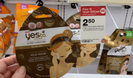 Target Shoppers - $0.83 Yes To Coconut Mud Mask Singles! {No Coupons Needed}