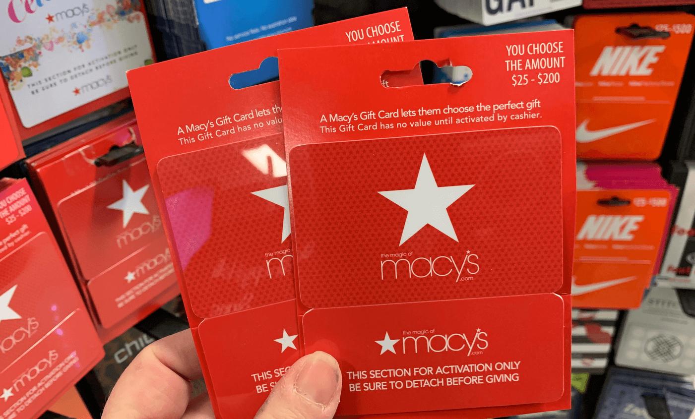 Sell Macy's Gift Card In Nigeria,Ghana